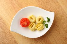 Free Tortellini Royalty Free Stock Photography - 13560577