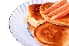 Free Pancake Royalty Free Stock Photo - 13561445