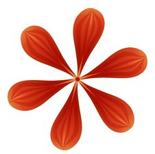 Free Red Flower Royalty Free Stock Photos - 13561558