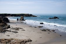 Free Northern California Coast Royalty Free Stock Images - 13561949