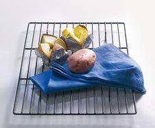 Free Jacket Potatoes Stock Photography - 13562802