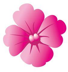 Free Pink Flower Stock Image - 13562861