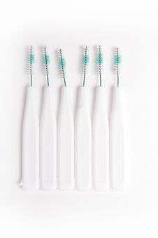 Free Toothbrush Stock Photography - 13562932