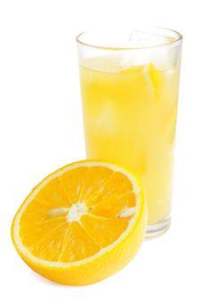Free Orange Juice Royalty Free Stock Image - 13562956