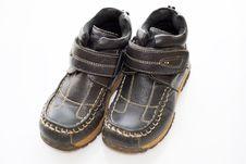 Free Children S Boots Stock Photo - 13563220