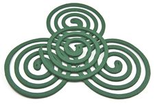 Free Mosquito Coil Royalty Free Stock Photo - 13563945