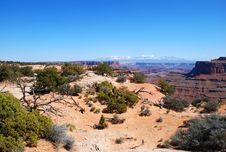 Free Canyonlands National Park Stock Image - 13564581