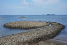Free Watermark In Gulf Of Thailand Stock Photos - 13564743