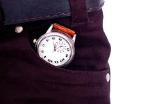 Free Watch In Pocket Stock Photos - 13564913