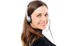 Free Female Customer Service Representative Stock Photos - 13565103