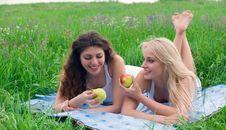 Free Girlish Talk Stock Image - 13565291