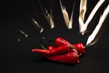 Free Red Hot Chili Peppers Stock Photos - 13565803
