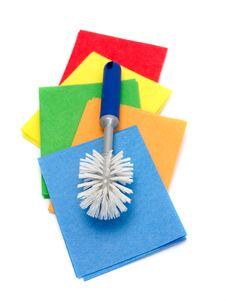 Household Chores Royalty Free Stock Photos