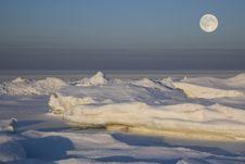 Free Fozen Baltic Sea Stock Photo - 13565950