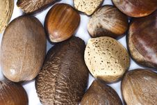 Free Closeup Of Mixed Nuts Royalty Free Stock Photos - 13566318