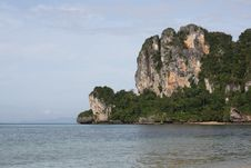 Free Railay Beach Stock Photography - 13566792