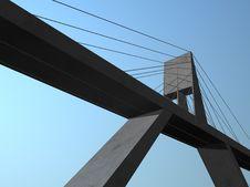 Free The Bridge Royalty Free Stock Photos - 13567598