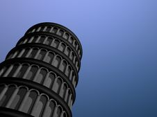 Free Leaning Tower Of Pisa Royalty Free Stock Photo - 13567725