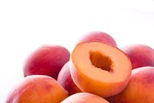 Free Juicy Peaches Stock Images - 13568304