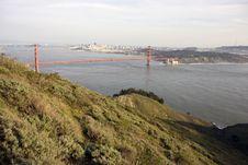 Free San Francisco Golden Gate Bridge Royalty Free Stock Image - 13568966