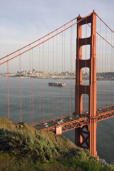 Free San Francisco Golden Gate Bridge Stock Photos - 13569473