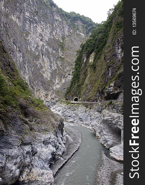 Canyon, Taiwan