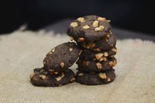 Free Cookie, Cookies And Crackers, Chocolate, Snack Stock Photos - 135689383