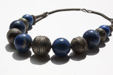 Free Blue, Bead, Jewellery, Fashion Accessory Stock Photos - 135689523