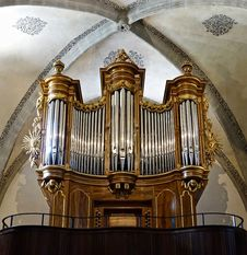 Free Pipe Organ, Organ Pipe, Musical Instrument, Organ Royalty Free Stock Image - 135690066