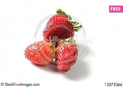 Strawberrys Stock Photo