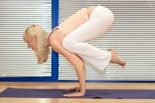 Free Yoga Royalty Free Stock Image - 13570016