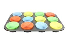 Free Cups For Muffin In A Mold Stock Photo - 13570290