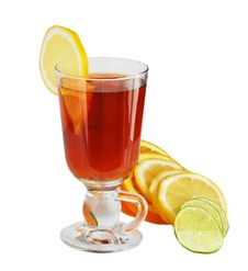Free Tea With Citrus Royalty Free Stock Photos - 13571138
