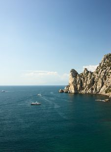 Free Crimea Coast Stock Images - 13572444