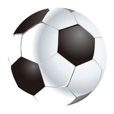 Free Soccer Ball Royalty Free Stock Images - 13572459