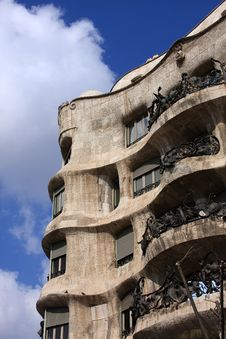 Free La Pedrera Stock Photography - 13572942