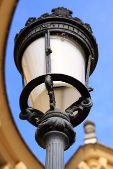 Free Old Lamp Stock Photography - 13572992