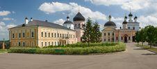 Free Inside Monastery Stock Image - 13573091