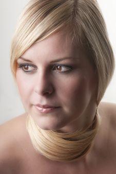 Free Beauty Portrait Stock Photography - 13573782