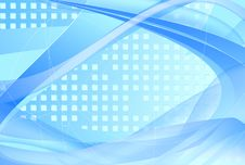 Free Abstract Blue Background Stock Photo - 13574890
