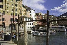 Free Camogli Stock Image - 13575111
