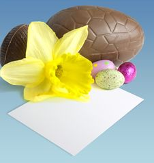 Free Easter Still Life Royalty Free Stock Images - 13576129