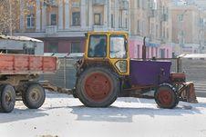 Free The Heavy Building Bulldozer Stock Photos - 13577173