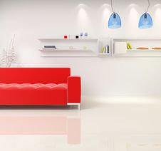 Free Interior Of The Room Stock Image - 13577611