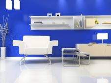 Free Interior Of The Room Royalty Free Stock Photo - 13577625