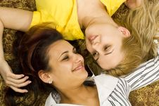 Free Women Stock Image - 13578261