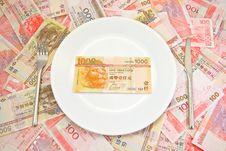 Free Eat Cash Stock Photo - 13579060