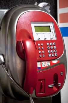 Free Public Phone Royalty Free Stock Photography - 13579157