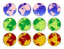 Free Globe Stock Images - 13579784