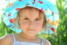 Free Summerchild Royalty Free Stock Photography - 13579817